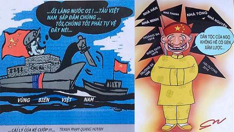 Trung Quốc tự lộ bản chất ngạo mạn, hung hăng, tráo trở