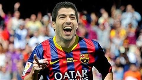 Suarez gia nhập Barcelona với giá 123 triệu đôla