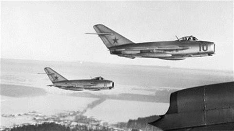 Những huyền thoại bay trên chiến trường Triều Tiên