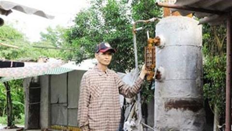 Nông dân Thái Bình làm