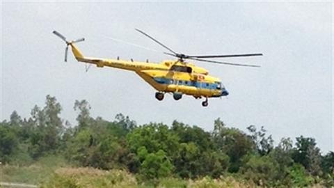 Nhận diện trực thăng vừa gặp nạn ở Hòa Lạc