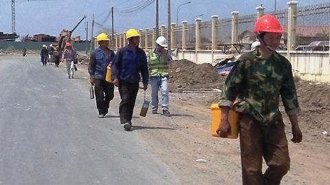 Tuyển 2.100 lao động Trung Quốc: Sở LĐTBXH phải chịu trách nhiệm!