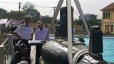 Tàu ngầm Yết Kiêu sang Malaysia
