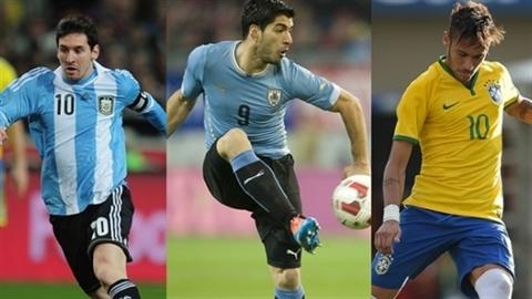 Luis Suarez: Messi yêu thì sống, Messi ghét thì chết!