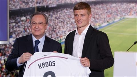 Bán Kroos cho Real là sai lầm ngu nhất của Bayern?