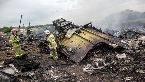 Bắn máy bay dân sự MH17:Moscow ra 10 'nan đề' cho Kiev