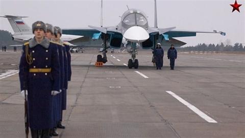 Nga trang bị thêm cường kích Su-34