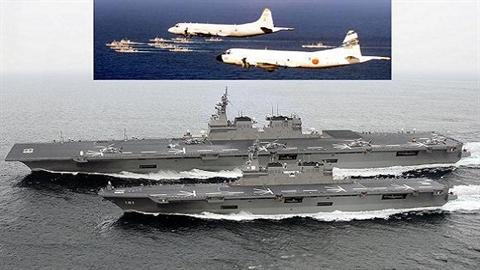 Nhật tự quyết chiến lược đối phó Trung Quốc, Mỹ phật lòng?