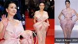 Kiệt tác váy 3D làm say lòng người đẹp giải trí
