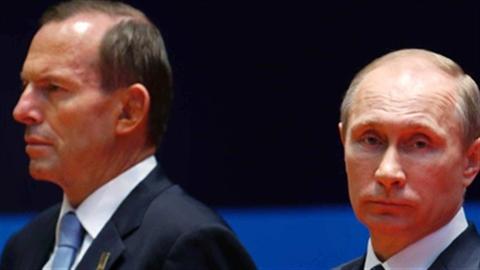Vụ máy bay Malaysia: Trung Quốc có xích lại gần Nga?