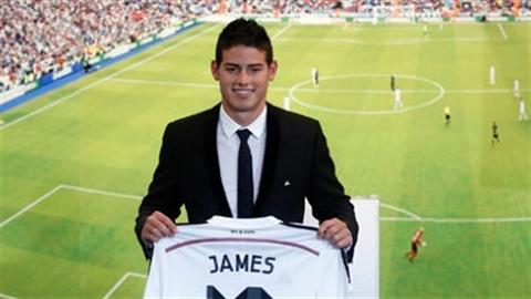 Tại sao 72% độc giả phản đối Real chiêu mộ James Rodriguez?