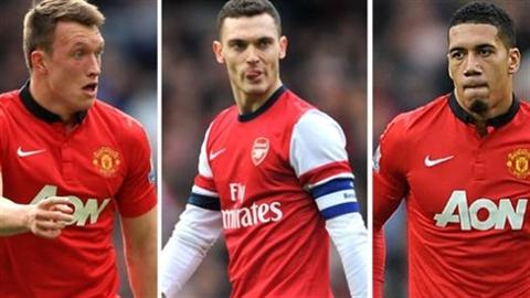 Arsenal gia cố hàng thủ bằng Casillas và… hậu vệ Man Utd?