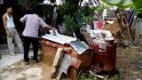 Viện Hàn lâm Khoa học VN thăm lò đốt rác ông Kiên