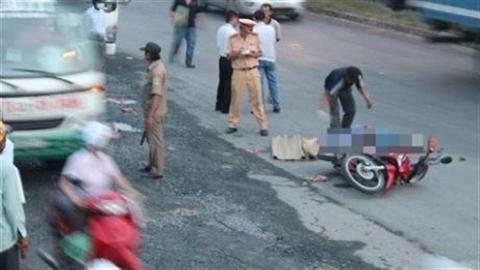 Lại tai nạn tử vong vì đường xấu