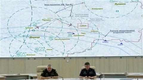 Vụ máy bay MH17: Sắp đến phút 89!