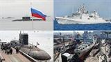 """Nga nâng cấp """"thần tốc"""" Hạm đội biển Đen đấu Mỹ-NATO"""