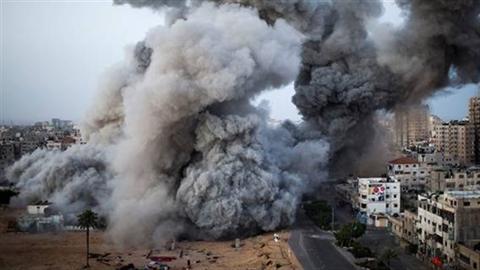 Israel bại trận trước Hamas