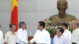 Thủ tướng làm việc với Liên hiệp các hội KH&KT Việt Nam