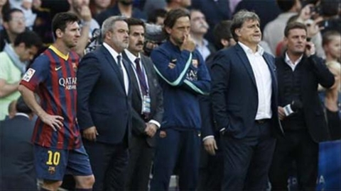 Barca thu lãi lớn nhất trong lịch sử