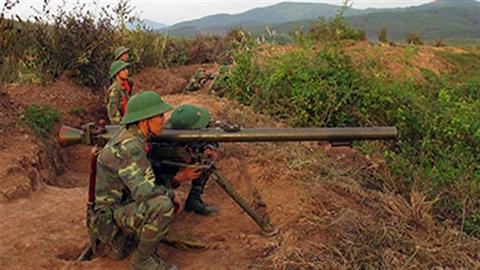 Việt Nam sản xuất thành công 'sát thủ' diệt tăng SPG-9T2