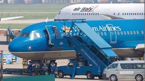 Lợi nhuận sụt giảm, Vietnam Airlines nhanh tay xin cơ chế