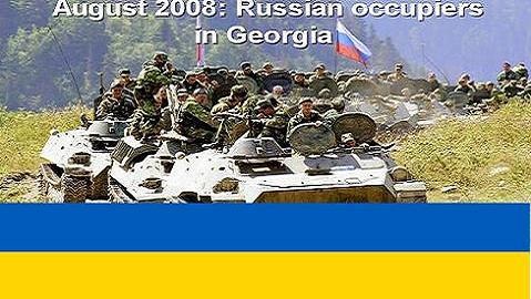 Nga cảnh cáo Ukraine nên soi vào tấm gương Gruzia