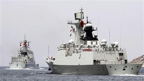 Trung Quốc đắc chí, Nhật âm thầm tập tái chiếm đảo