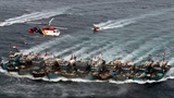 12h trưa nay, TQ xua hàng vạn tàu cá xuống biển Đông