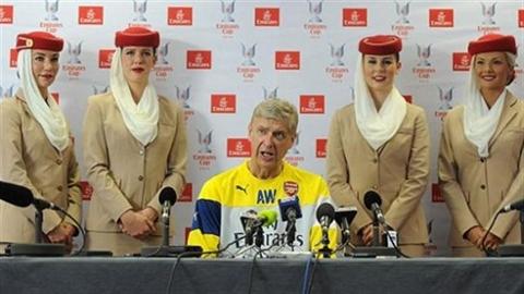 HLV Wenger: Tầm vóc Arsenal cỡ nào thì Gerrard tự hiểu