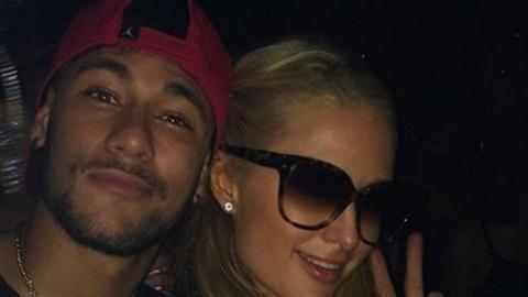 Neymar tí tởn với tình 1 đêm của Ronaldo
