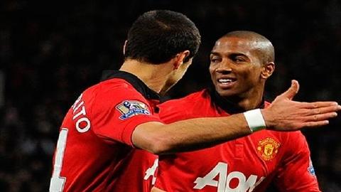 Man Utd 3-1 Real: Đêm của Ashley Young!