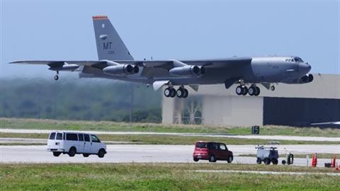 Mỹ xiết vòng vây hạt nhân quanh Trung Quốc