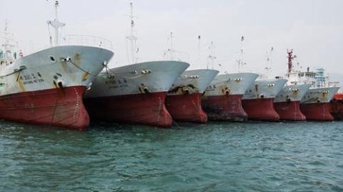 Đại gia mua tàu cũ hướng Biển Đông xin