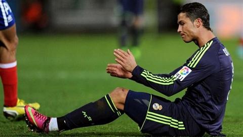 Real đang cố gắng thoát khỏi ảnh hưởng của Ronaldo