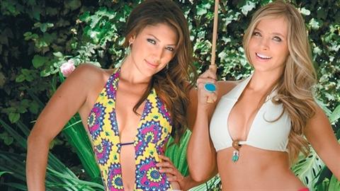 Hoa hậu Colombia 'chết mê mệt' sao trẻ Real Madrid