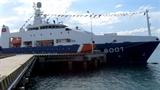 Hải đội bảo vệ Trường Sa trang bị tàu lớn nhất VN