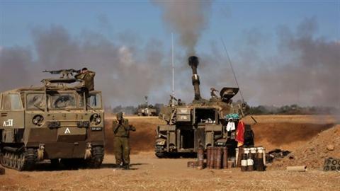 Israel san phẳng Dải Gaza: Mỹ bơm tiền, Anh cấm cửa