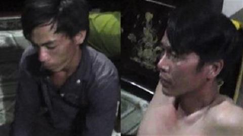 Giải cứu cả gia đình bị bắt làm con tin ở SG