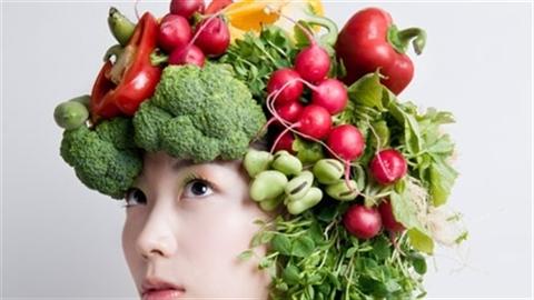 Cách dùng rau quả để ngừa ung thư