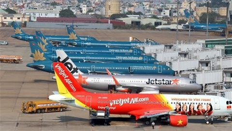 Hàng không Việt:Không lưu kém, phi công không đào tạo được!