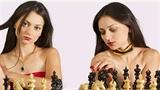 Bộ đôi nhan sắc Canada khuynh đảo làng cờ vua