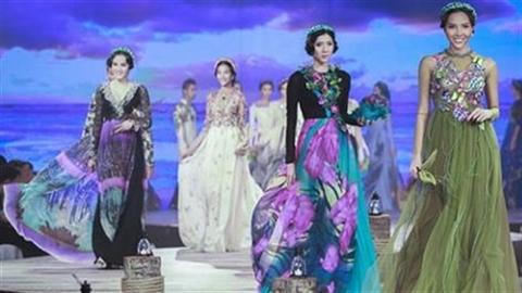 Ngọc Quyên, Hoàng Thuỳ hoá nữ thần trong tà áo dài