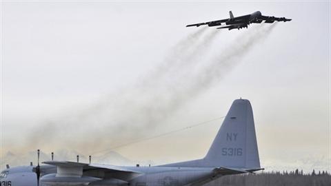 Châu Đại Dương tập trận không quân cực lớn
