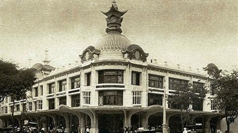 Dân Sài Gòn xót xa Thương xá Tax trăm tuổi khai tử