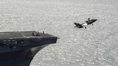Nhật Bản mua thêm F-35 đối phó J-15 Trung Quốc?