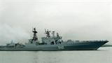 Chiến hạm nào của Nga truy đuổi tàu ngầm Nhật Bản?