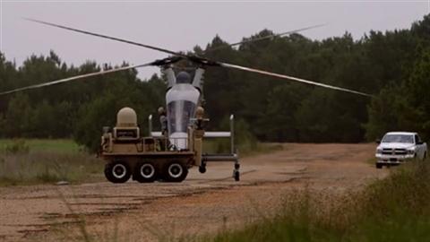 UAV vận tải: Mỹ đuối sức trước Israel?