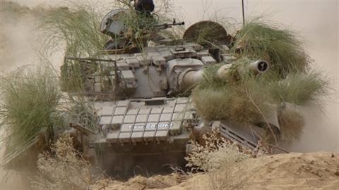 Sức mạnh tăng Ấn Độ đối đầu Trung Quốc tuyến biên giới