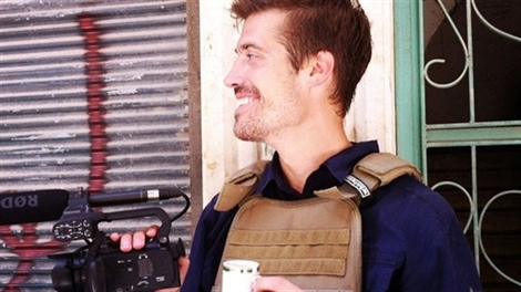 Cuộc đời nhà báo Mỹ bị hành quyết tại Iraq