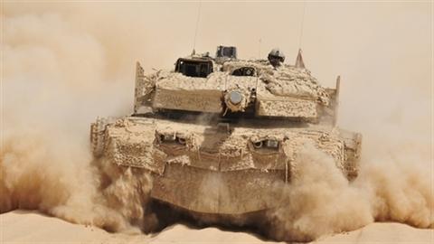 Xe tăng Đức bị 'sát thủ' chống tăng Mỹ hạ ở Afghanistan?